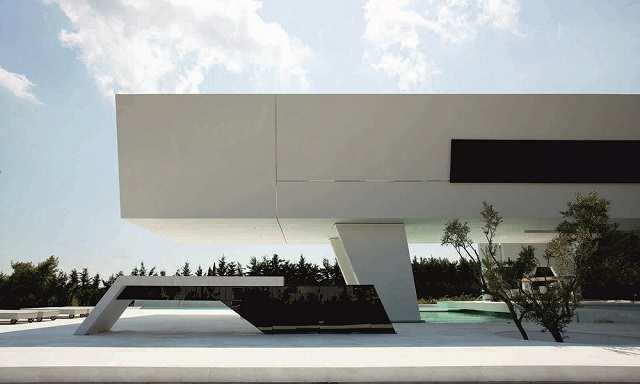 H3 House   See the future: best futuristic styled houses H3 House by 314 Architecture Studio05