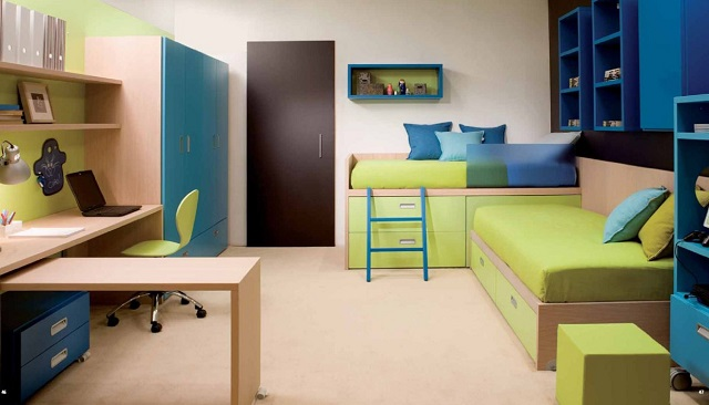 Ideas for small bedrooms  Get the best out of a small space Organization Ideas for Small Bedrooms Elegant Images