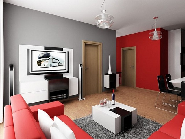 Modern small apartment  Get the best out of a small space modern minimalist small apartment living room ideas