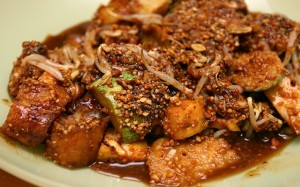 Rojak-Singapore  What to eat in Singapore Rojak Singapore