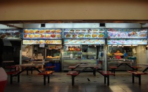The-Hawker-Centers  What to eat in Singapore The Hawker Centers