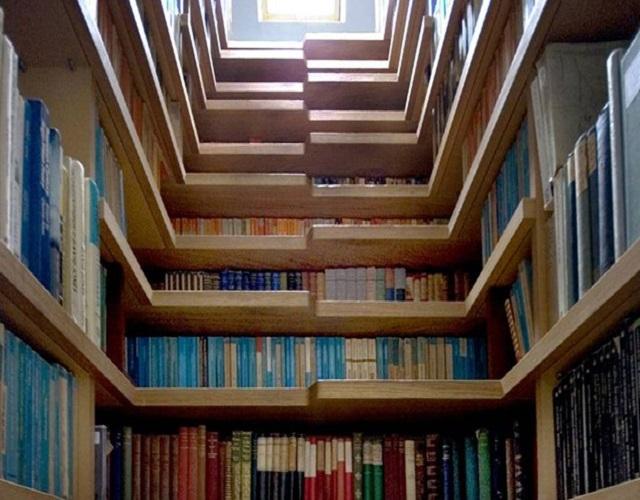 Levitate-EL-Levitate-  10 creative Bookshelf design ideas Levitate EL Levitate