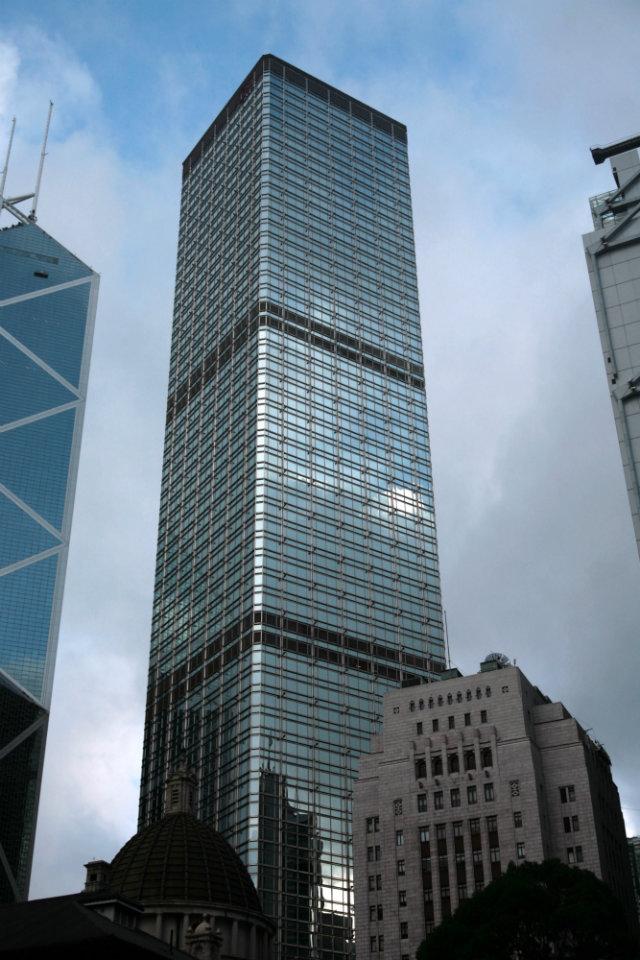 Cheung-Kong-Centre  Hong Kong's Top 10 : Modern Buildings Cheung Kong Centre