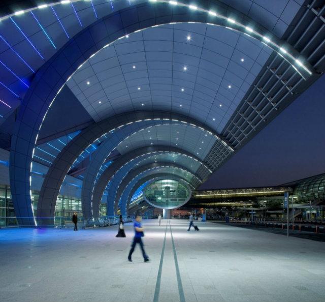 Hong-Kong-International-Airport  Hong Kong's Top 10 : Modern Buildings Hong Kong International Airport