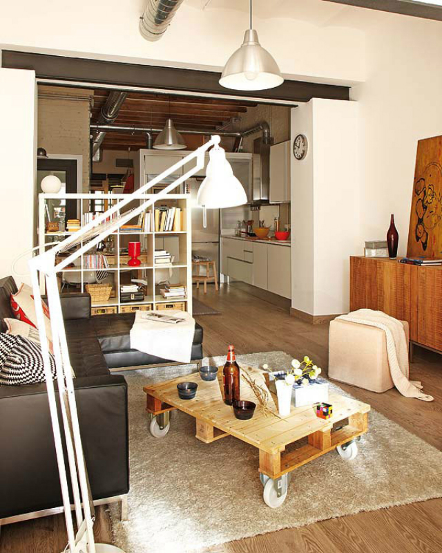 15 best ideas for decorating Small Apartments4 15 best ideas for decorating Small Apartments