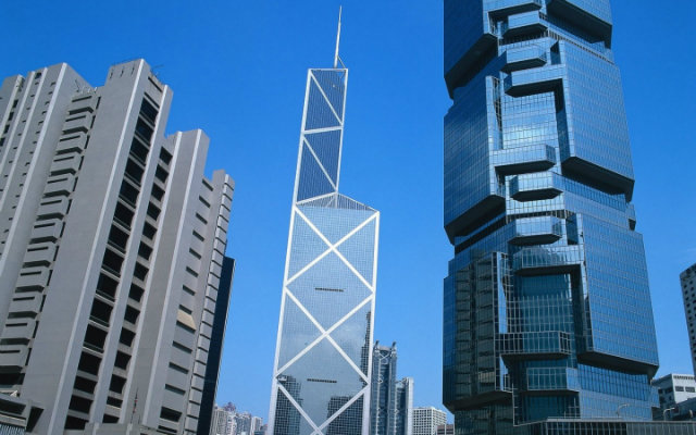 Hong-Kong-Buildings-asian-interior-design  Top 15 Reasons we should all be living in Hong Kong Hong Kong Buildings