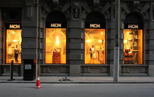 MCM Shangai shanghai artigo  THE ´BUND´LIVING INTERIOR MCM Shangai shanghai artigo