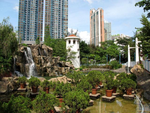 Tsuen-Wan-Park-hong-kong  Hong Kong's Best Parks Tsuen Wan Park hong kong
