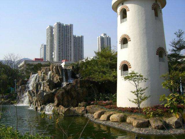 Tsuen-Wan-Park-hong-kong  Hong Kong's Best Parks Tsuen Wan Park