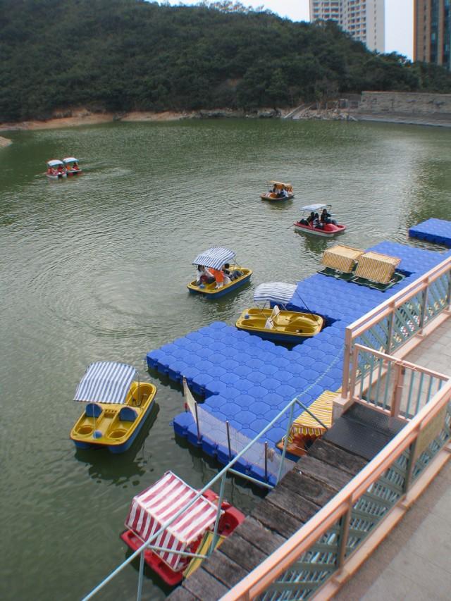 Wong-Nai-Chung-Park-Hong-Kong  Hong Kong's Best Parks Wong Nai Chung Reservoir Park