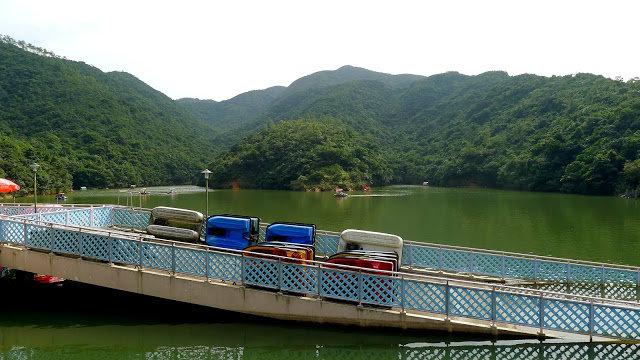 Wong-Nai-Chung-Park-Hong-Kong  Hong Kong's Best Parks Wong Nai Chung Reservoir Park Hong Kong