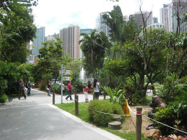 Zoological-Botanical-Gardens-hong-kong  Hong Kong's Best Parks Zoological Botanical Gardens