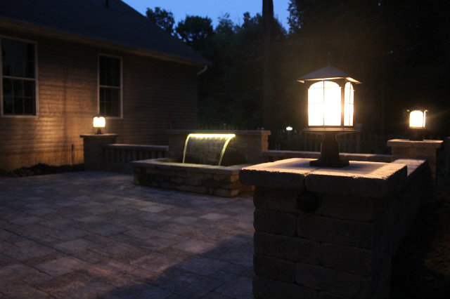 backyard-light-gaslamp-outdoor-backyard  How to add light to your outdoor backyard light gaslamp outdoor backyard