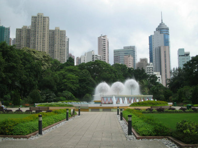 Hong-Kong-Park  Hong Kong's Best Parks hong kong park
