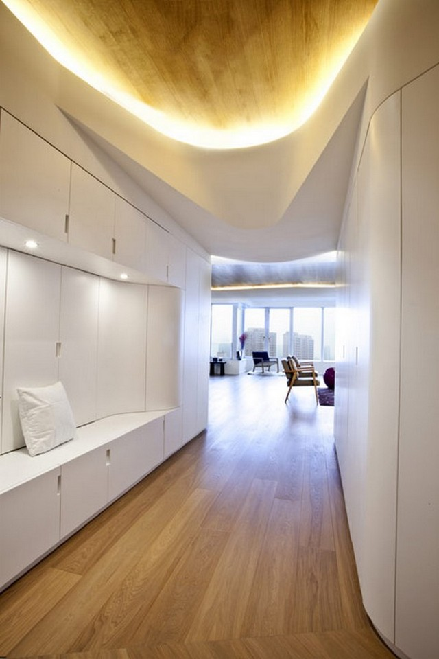Big-Apartment-in-Tregunter-Tower-by-Davidclovers  Big Apartment in Tregunter Tower by Davidclovers Big Apartment with Volumes and Perceptions in Hong Kong Asian Interior Design 4