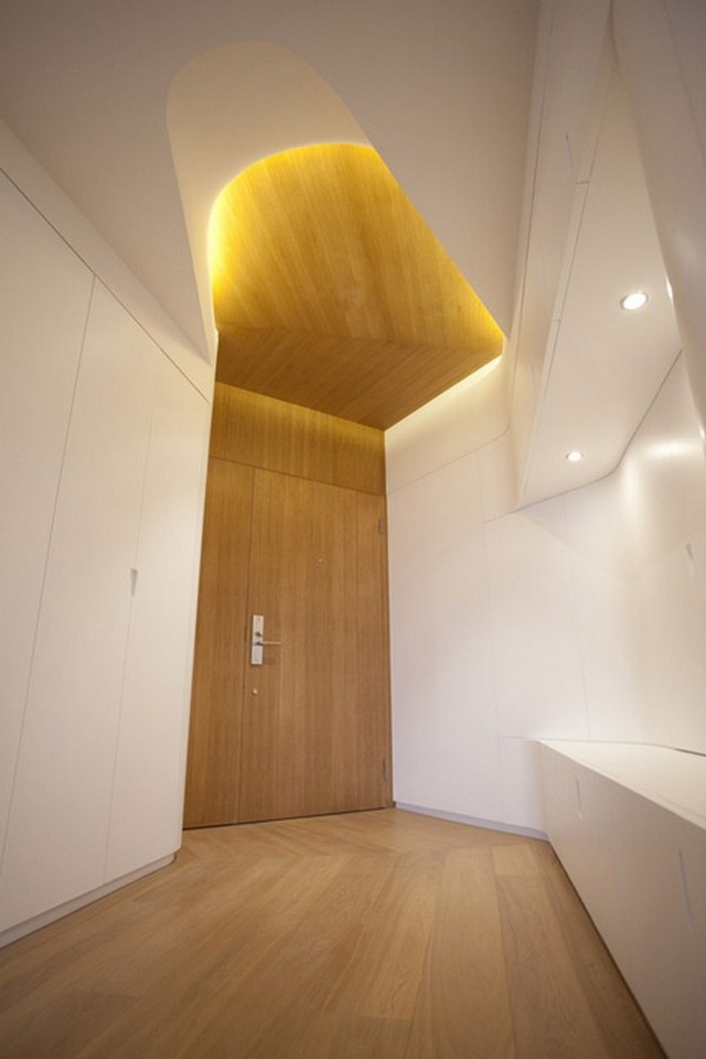 Big-Apartment-in-Tregunter-Tower-by-Davidclovers  Big Apartment in Tregunter Tower by Davidclovers Big Apartment with Volumes and Perceptions in Hong Kong Asian Interior Design 5