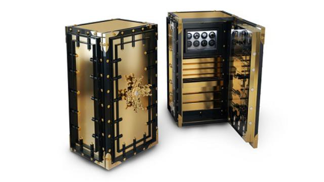 Knox-Luxury-Home-Safe-BY-bOCA-DO-LOBO  Knox Luxury Safe * Precious as Time Knox Luxury Home Safe BY bOCA DO LOBO