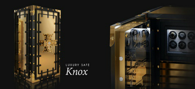 Knox-Luxury-Home-Safe-BY-bOCA-DO-LOBO  Knox Luxury Safe * Precious as Time Knox Luxury Home Safe BY bOCA DO LOBO