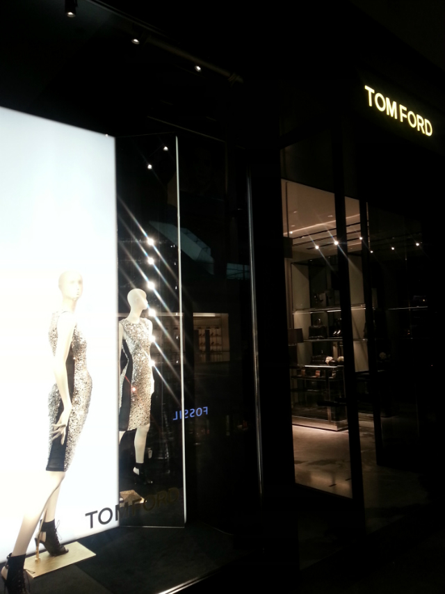 Tom-Ford-launches-first-store-in-Singapore  Tom Ford launches first store in Singapore Tom Ford launches first store in Singapore
