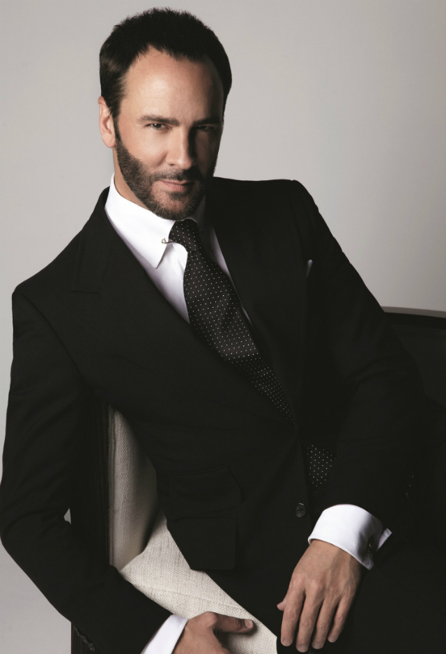 Tom-Ford  Tom Ford launches first store in Singapore Tom Ford