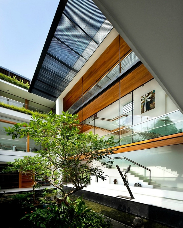 residence-Dalvey-Road  The Spectacular Tropical Singapore Bungalow by Guz Architects residence Dalvey Road 141