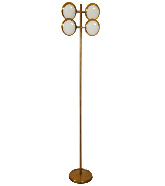stilnovo-arteluce-lamp-floor-lighting-vintage-italian-industrial-50s-60s-vintage-gilt-brass  Top 10 stilnovo floor lamps for your living room stilnovo arteluce lamp floor lighting vintage italian industrial 50s 60s vintage gilt brass