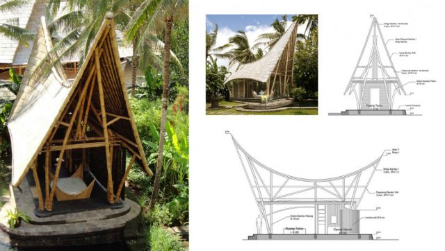 Best-sustainable-bamboo-buildings-by-Elora-Hardy-minang-guest-house  Best sustainable bamboo buildings by Elora Hardy  Best sustainable bamboo buildings by Elora Hardy minang guest house