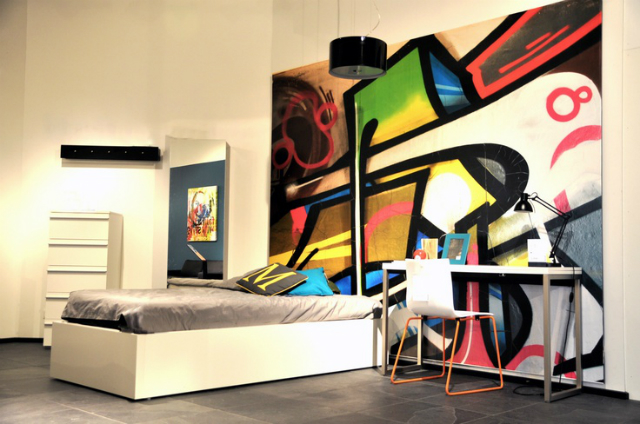 TOP-Decorating-Ideas-for-home-with-Graffiti10  TOP Decorating Ideas for home with Graffiti TOP Decorating Ideas for home with Graffiti10