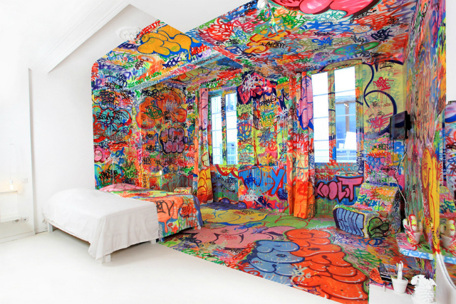 TOP-Decorating-Ideas-for-home-with-Graffiti13  TOP Decorating Ideas for home with Graffiti TOP Decorating Ideas for home with Graffiti13