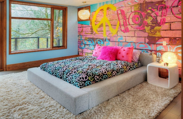 TOP-Decorating-Ideas-for-home-with-Graffiti14  TOP Decorating Ideas for home with Graffiti TOP Decorating Ideas for home with Graffiti14