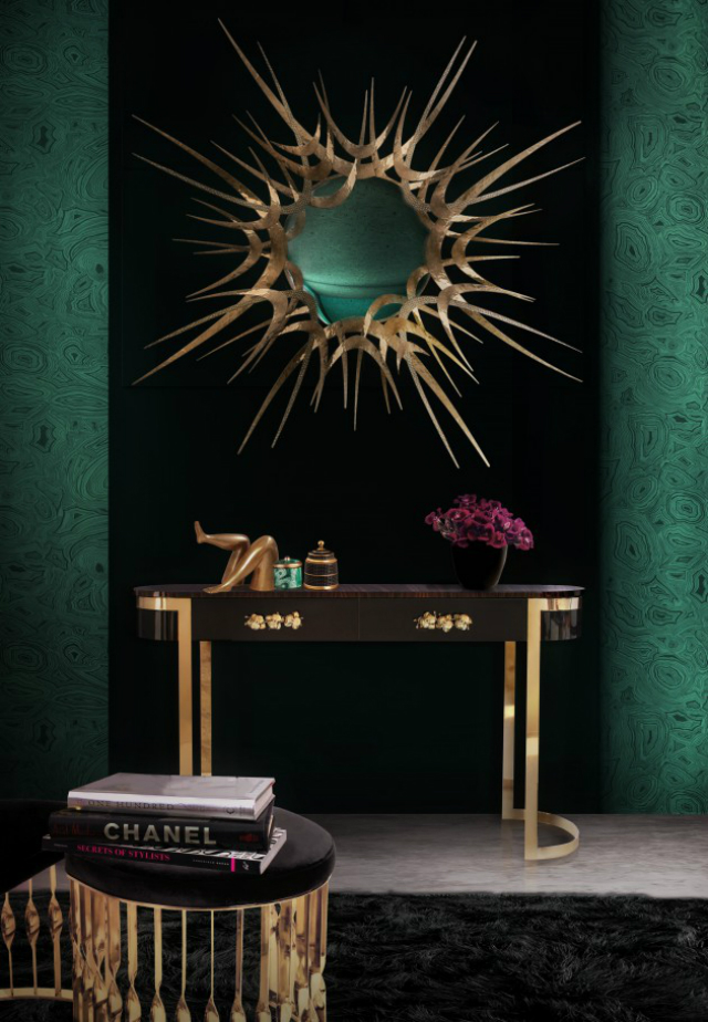 Gold-Furniture-Ideas-For-Your-Home-guilt-mirror-orchidea-console-mandy-stool-koket  Gold Furniture Ideas For Your Home Gold Furniture Ideas For Your Home guilt mirror orchidea console mandy stool koket