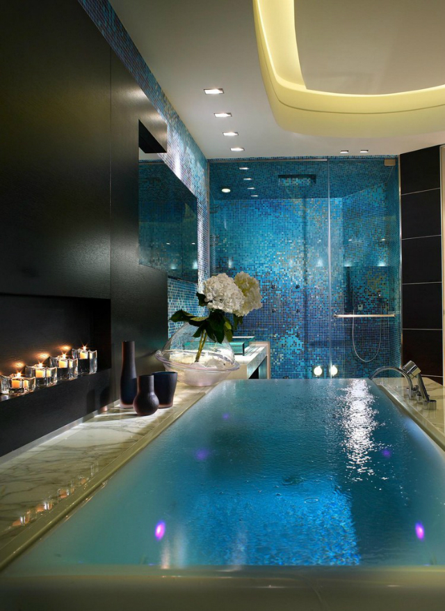The Worlds Most Luxurious Bathrooms In The World Asian Interior - Luxurious bathrooms