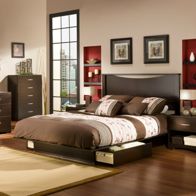 INSPIRING SPACE-SAVING IDEAS FOR SMALL BEDROOMS - Asian ...