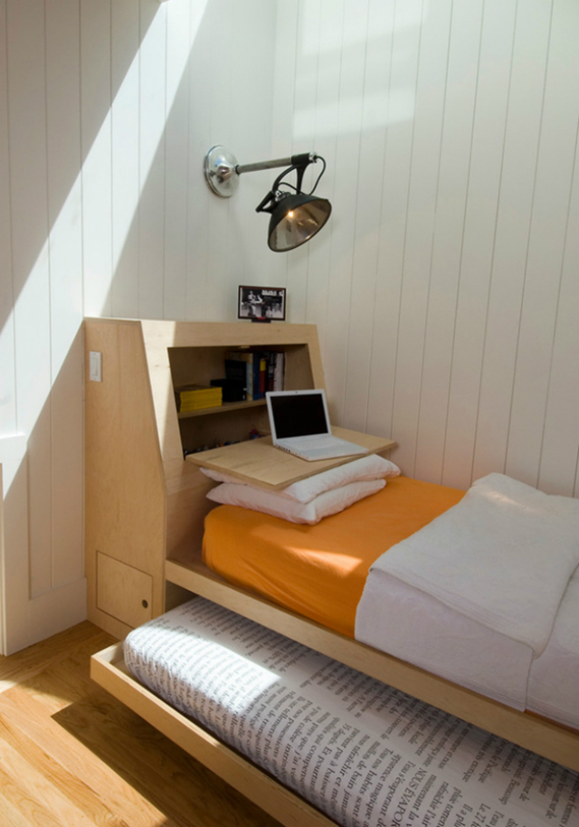 INSPIRING SPACE SAVING IDEAS FOR SMALL BEDROOMS5 INSPIRING SPACE