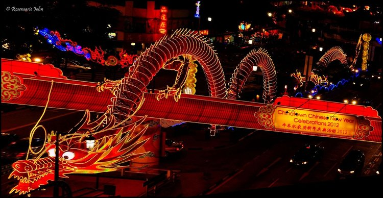 Singapore chinese new year event celebrations  Singapore most iconic events for 2016 Singapore chinese new year event celebrations1