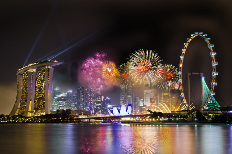 marina bay new year celebrations iconic events singapore  Singapore most iconic events for 2016 marina bay new year celebrations iconic events singapore