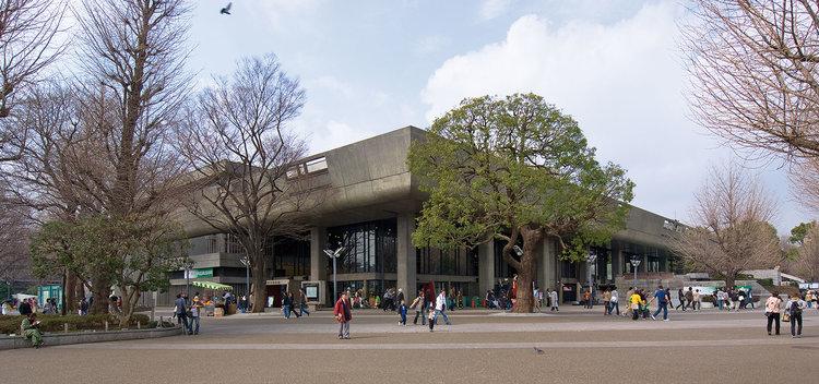 tokyo bunka kaikan building japan top 10  Top 10 Japanese Architects tokyo bunka kaikan building japan top 10