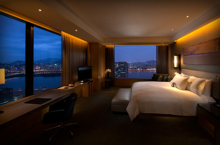 10 best luxury hotels in seoul south korea asian for Top 10 design hotels