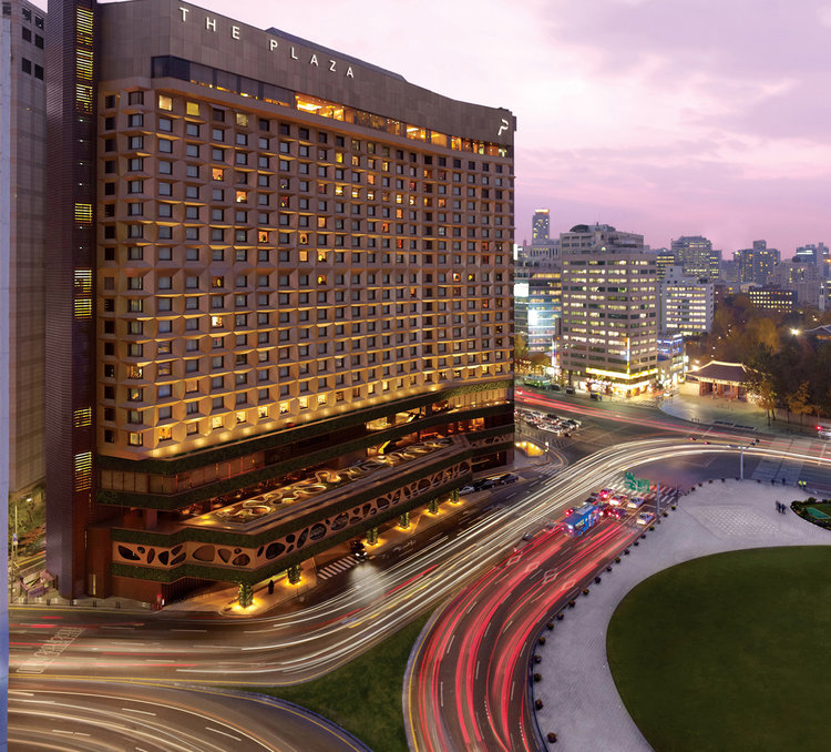 the plaza hotel top 10 seoul  10 Best Luxury Hotels in Seoul, South Korea the plaza hotel top 10 seoul