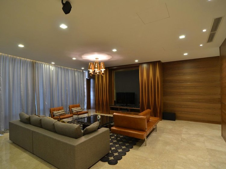 private residence   Linear Design – Taking Residential Design to a whole new level private residence 2